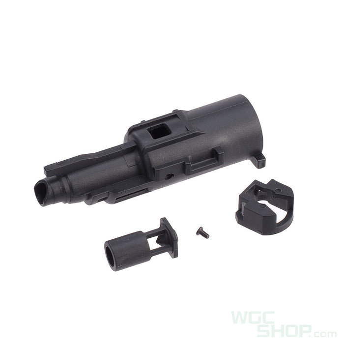 GunsModify Enhanced Nozzle Set for Marui G17 / G18C RMR GBB Pistol ( Ver.2 HPA / CO2 Ready )