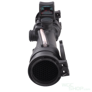 HWO TA-11 3.5X Optical Fiber Scope with R-M-R Dot Sight ( for Airsoft Only )
