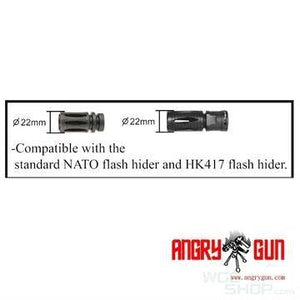 AngryGun B&T Rotex-V Dummy Suppressor