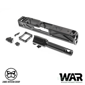 JDG WAR Afterburner RMR Slide Set for Umarex / VFC G19 Gen.3