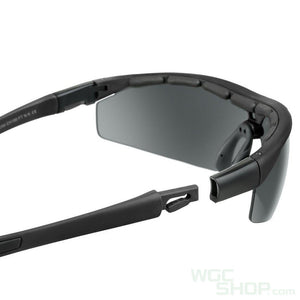 KAM Tact SP035A Eye Shields ( Black / Full Set )-WGCShop