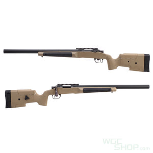 Discontinued - Maple Leaf MLC-338 Sniper Airsoft Rifle ( M125 / DE )