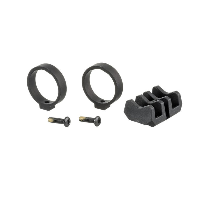 Magpul Light Mount V-Block and Rings ( Black )