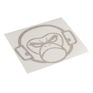 Mil-Spec Monkey Patch - Logo Decal ( Tan )