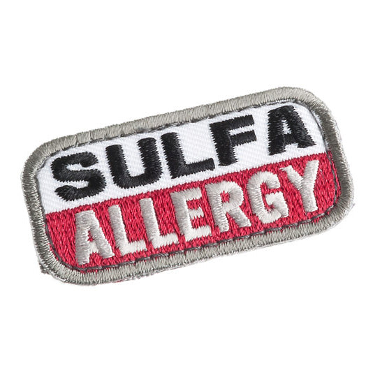 Mil-Spec Monkey Patch - Sulfa Allergy ( Medical )