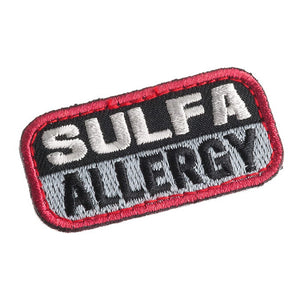 Mil-Spec Monkey Patch - Sulfa Allergy ( SWAT )