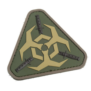 Mil-Spec Monkey Patch - PVC Outbreak Response ( Multicam )