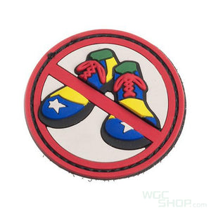 Mil-Spec Monkey Patch - PVC no Clown Shoes - Full Color