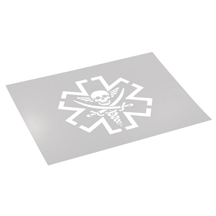 Mil-Spec Monkey Patch - Tac-Med Pirate Stencil