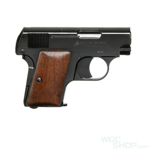 Marushin M1908 25 Auto W Deep Black ( Smooth Wood Grip Version )