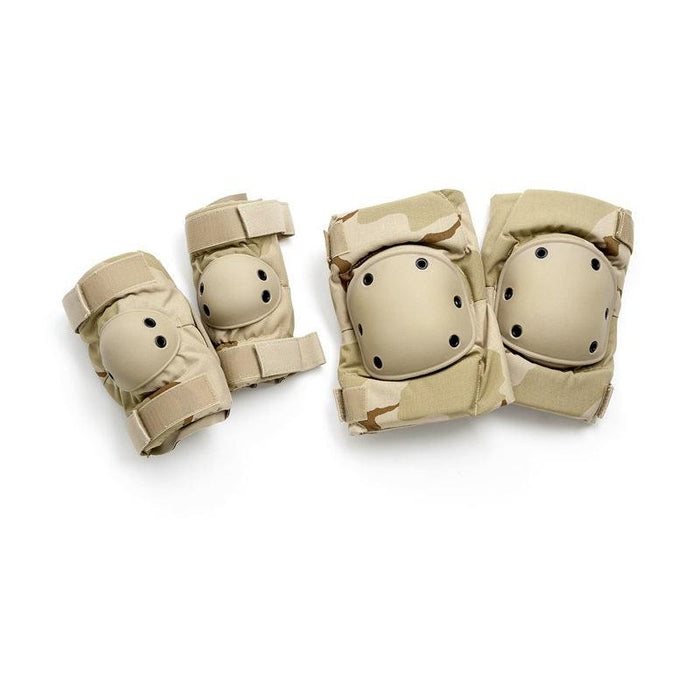 Mustang Tactical Knee / Elbow Pad Set ( Desert )
