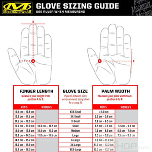 Mechanix Wear M-Pact 0.5mm Gloves-WGCShop