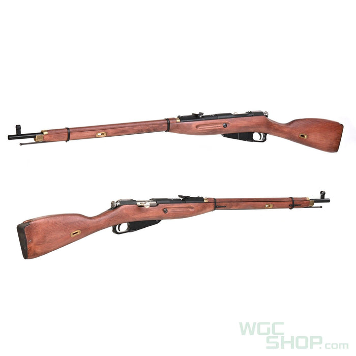 PPS Real Wood Mosin Nagant M1891/30 Spring Bolt Action Rifle