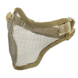 C.M Strike Steel Half Face Mask Gen.1