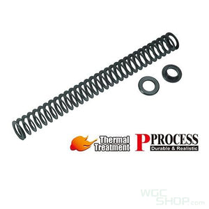 Guarder 100mm Steel Leaf Recoil Spring for Marui G-Series / M&P GBB Pistol ( PS-100 )