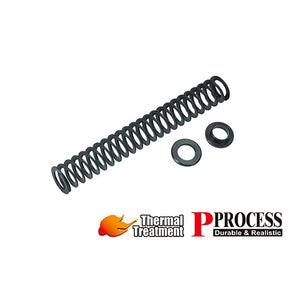 Guarder 70mm Steel Leaf Recoil Spring for Marui G19 ( PS-70 )