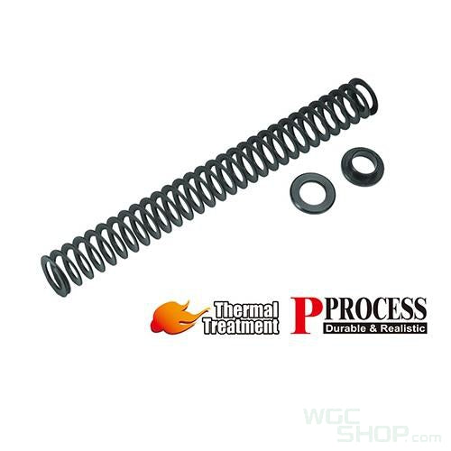 Guarder 90mm Steel Leaf Recoil Spring for Marui G-Series / M&P GBB Pistol ( PS-90 )