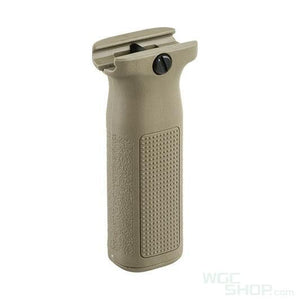 PTS EPF2 Vertical Foregrip With AEG Battery Storage ( Dark Earth )-WGCShop