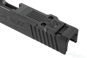 PTS ZEV Prizefighter Slide Kit for Marui G17 GBBP ( Leupold )-WGCShop