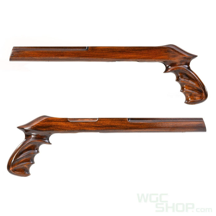 Show Guns Beech Wood Pistol Stock for KC-02