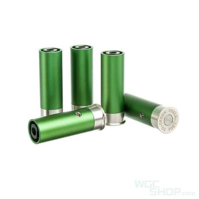 Show Guns 20mm Metal Gas Shell ( Green )