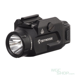Skywoods Focus T3 Mini Tactical Flashlight