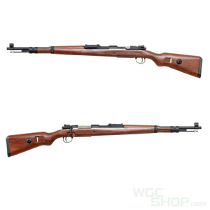 Snow Wolf Kar-98K Bolt Action Sniper Rifle ( Limitation Wood / Low Power Ver )-WGCShop