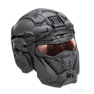 SRU Tactical Helmet Set