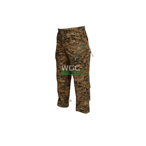 Tru-Spec Tactical Response Pants ( Woodland Digital, POLYCO, XL, Short )