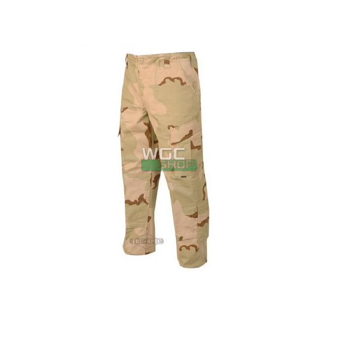 Tru-Spec Tactical Response Pants ( Desert 3-Color, NYCO, L, Long )