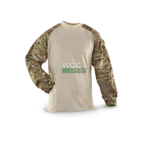 Tru-Spec T.R.U. Combat Shirt ( MultiCam, Nylon / Cotton, S, Regular )