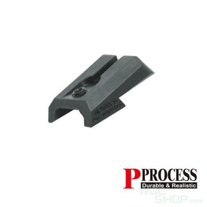 Guarder Steer Rear Sight for Marui V10 GBB Pistol