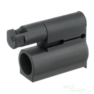 VFC Original Parts - Gas Block and Steel Outer Barrel Base Assembly for G28 GBB Rifle