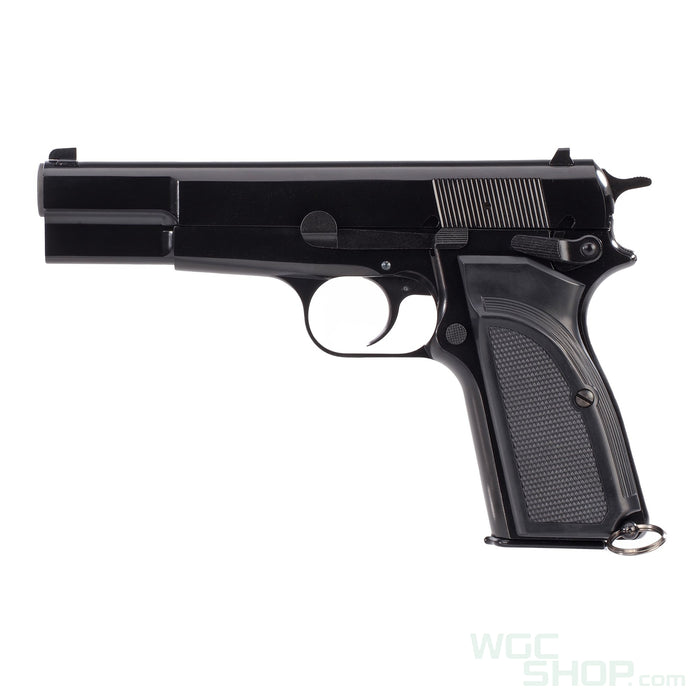 WE Browning Hi Power MK3 GBB Pistol ( Black )