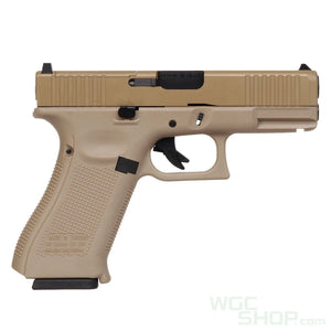 WE G19X Modular Optic System MOS GBB Pistol ( Tan )