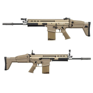 Cybergun / WE SCAR-H GBB ( TAN )-WGCShop