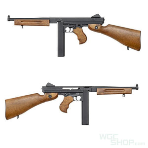 Cybergun / WE M1A1 Gas Blowback SMG-WGCShop
