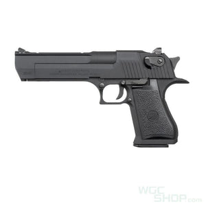 Cybergun / WE Desert Eagle Gas Blowback Pistol ( Black )-WGCShop