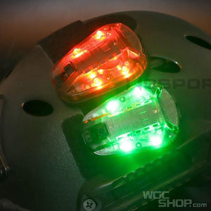Wosport Helmet Signal Light