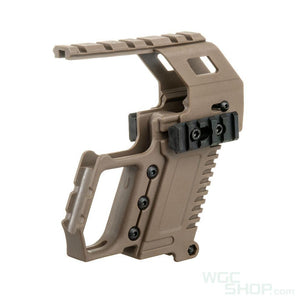 Wosport Loading Device with Sight Rail for G17 / G18 / G19
