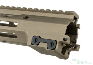 Zparts MK16 URGI 9.3 Inch Rail for VFC GBB Rifle ( DDC )