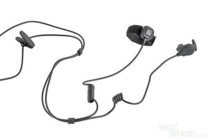 Z Tactical Bone Conduction Headset with finger PTT ( Motorola 2-Way Version )-WGCShop