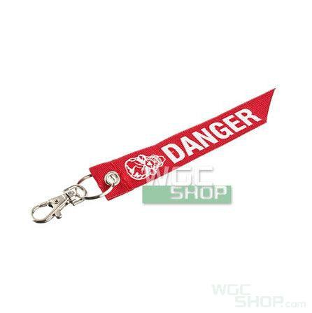 APS Danger Flag with Key Chain