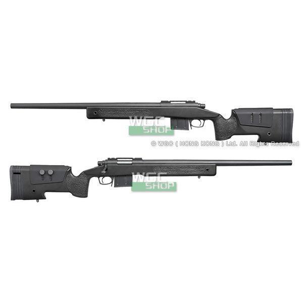 ARES MCM 700X Air Cocking Sniper Rifle ( Black )