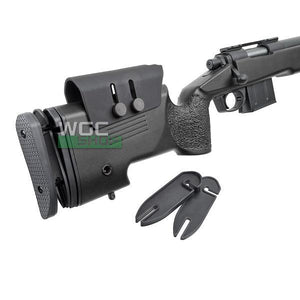 ARES MCM 700X Air Cocking Sniper Rifle ( Black )-WGCShop