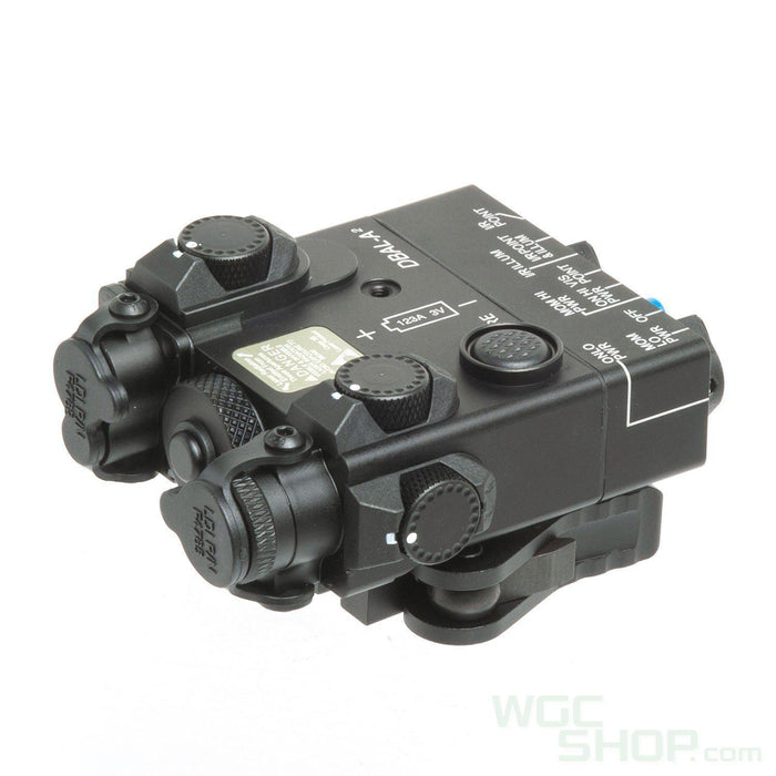 BlackCat Airsoft PEQ-15A DBAL-A2 Laser Devices