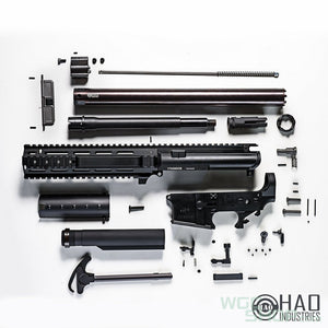 HAO L119A2 CQBR Monolithic Upper Kit ( IUR ) for SYSTEMA PTW ( Full Kit )