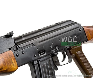 GHK AKM GBB Gas Blowback Rifle