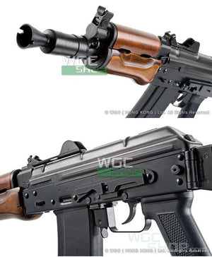 GHK AKS-74UN Gas Blowback Rifle