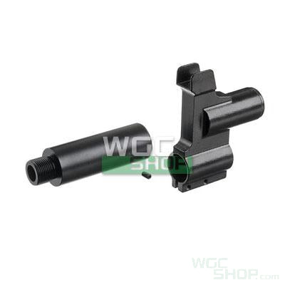 Hephaestus Steel AK Front Sight Block ( TYPE A ) with 14mm Adapter